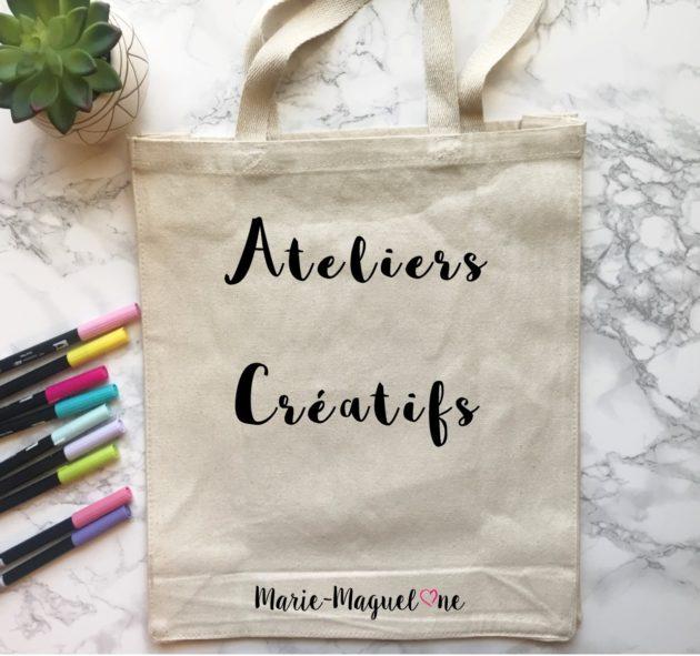 Voici en détails les Ateliers Créatifs que je vous propose pour petits et grands autour du fil et du papier...!